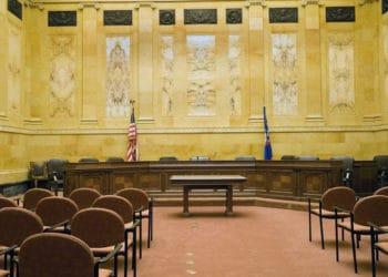 Court-room